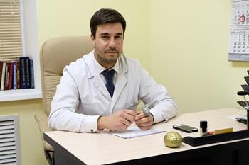 Званый гость врач Алексей Малков
